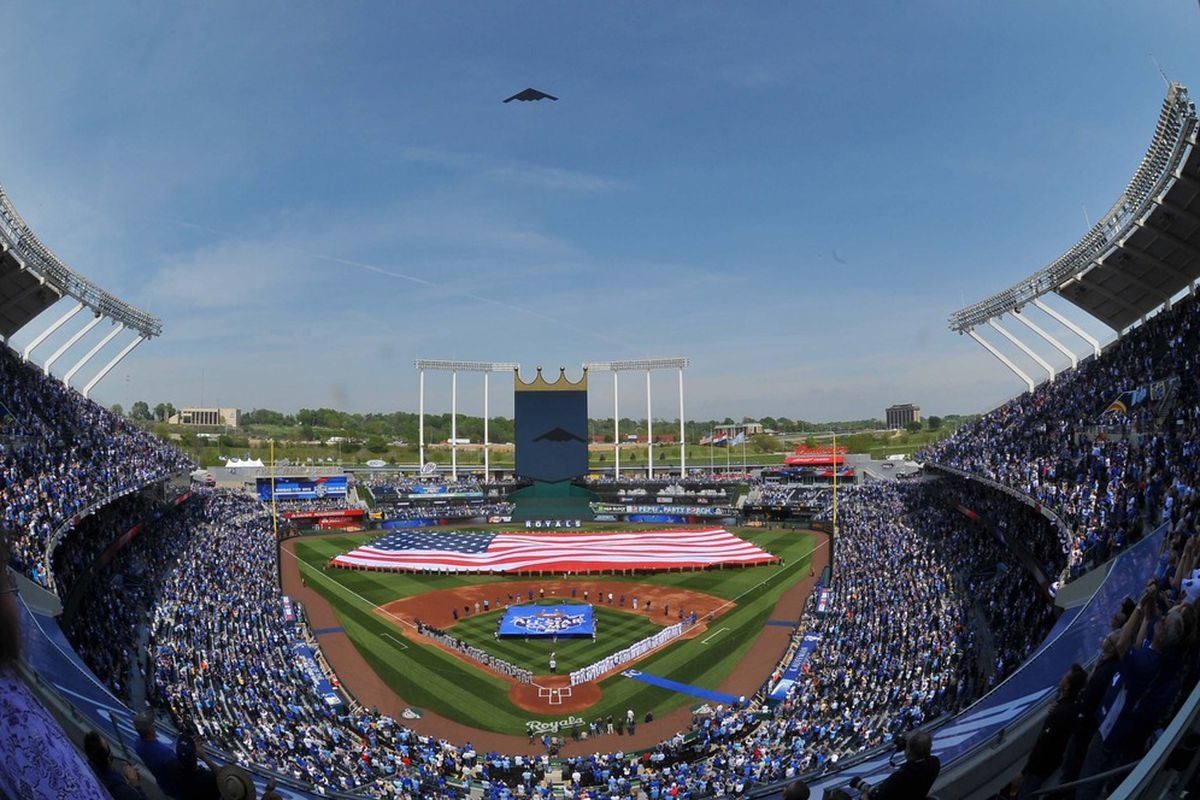 Royals are flying high in August.