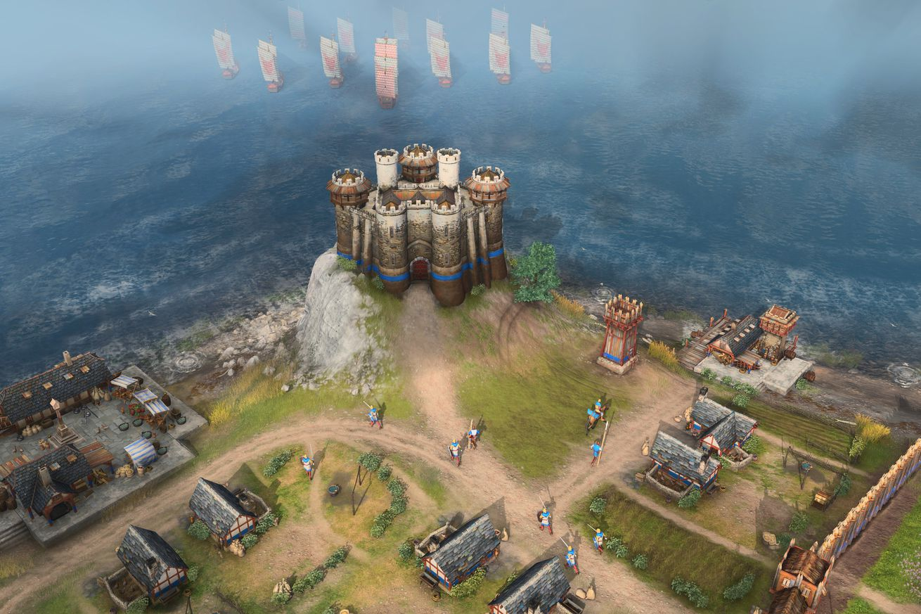 Everything we learned about Age of Empires IV's new civilizations, campaigns, and wololos
