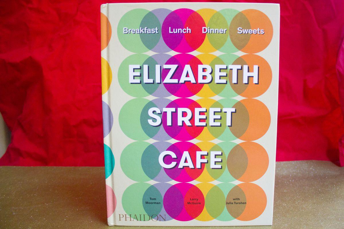 Elizabeth Street Cafe book
