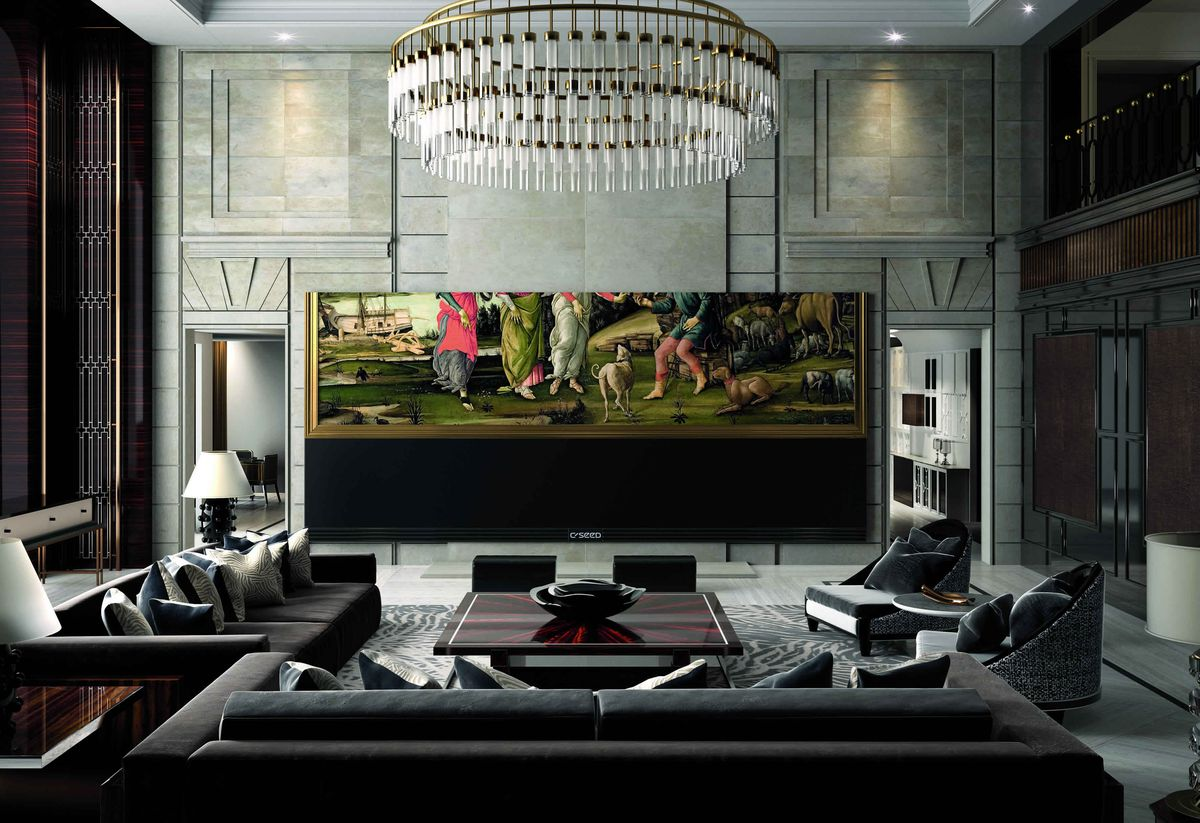 The biggest 4K TV you can buy makes your 100-inch TV look ...