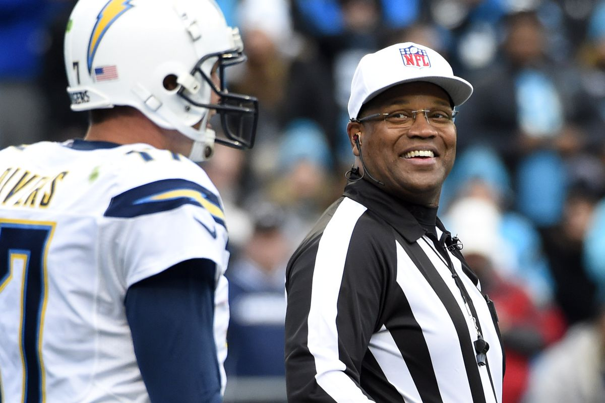 2019 Nfl Playoffs Ron Torbert Named Referee For Patriots Vs