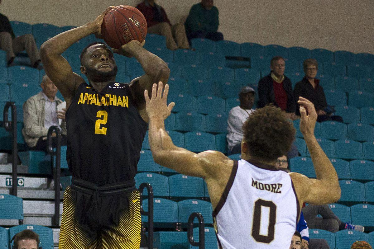 NCAA Basketball: Puerto Rico Tip-Off-Appalachain State vs Western Michigan
