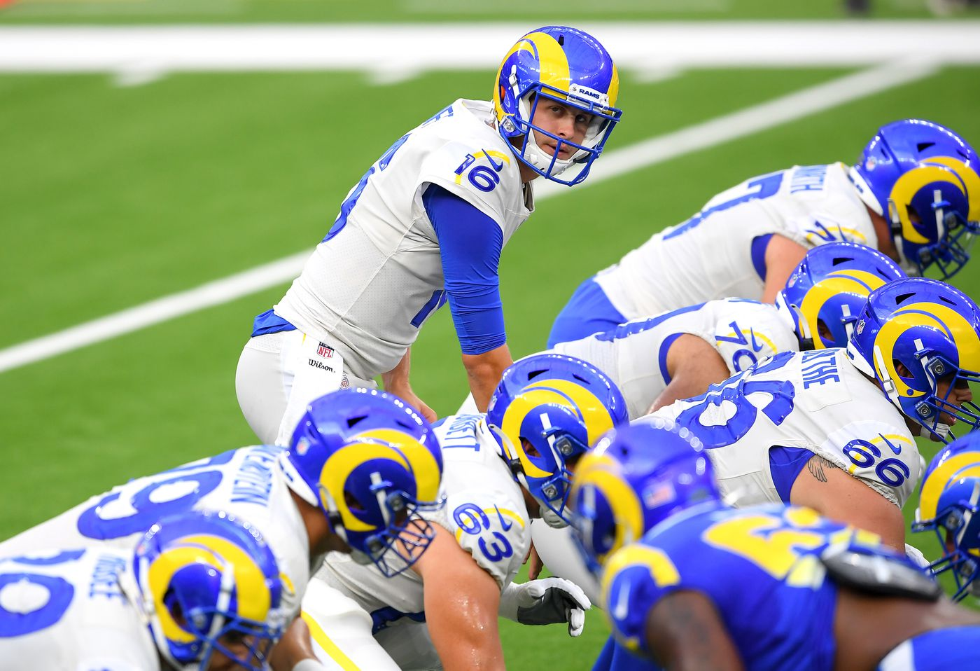 La Rams Final 53 Man Roster 2020 Guessing Who The First 20 Cuts Are Turf Show Times
