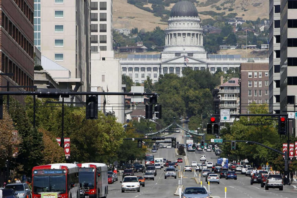 For the third straight year, a business publication has awarded the Beehive State top honors as a place to do business in the U.S.