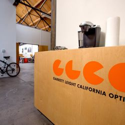 Garrett Leight California Optical relocated to DTLA a little over a year ago.