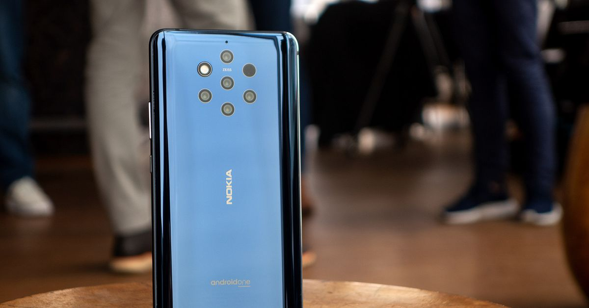 The Nokia 9 Pureview Has Five Cameras And A Lot To Prove