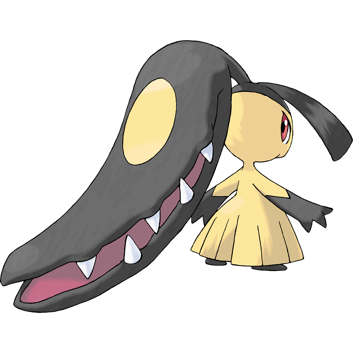 Mawile is exclusive to Pokémon Sword