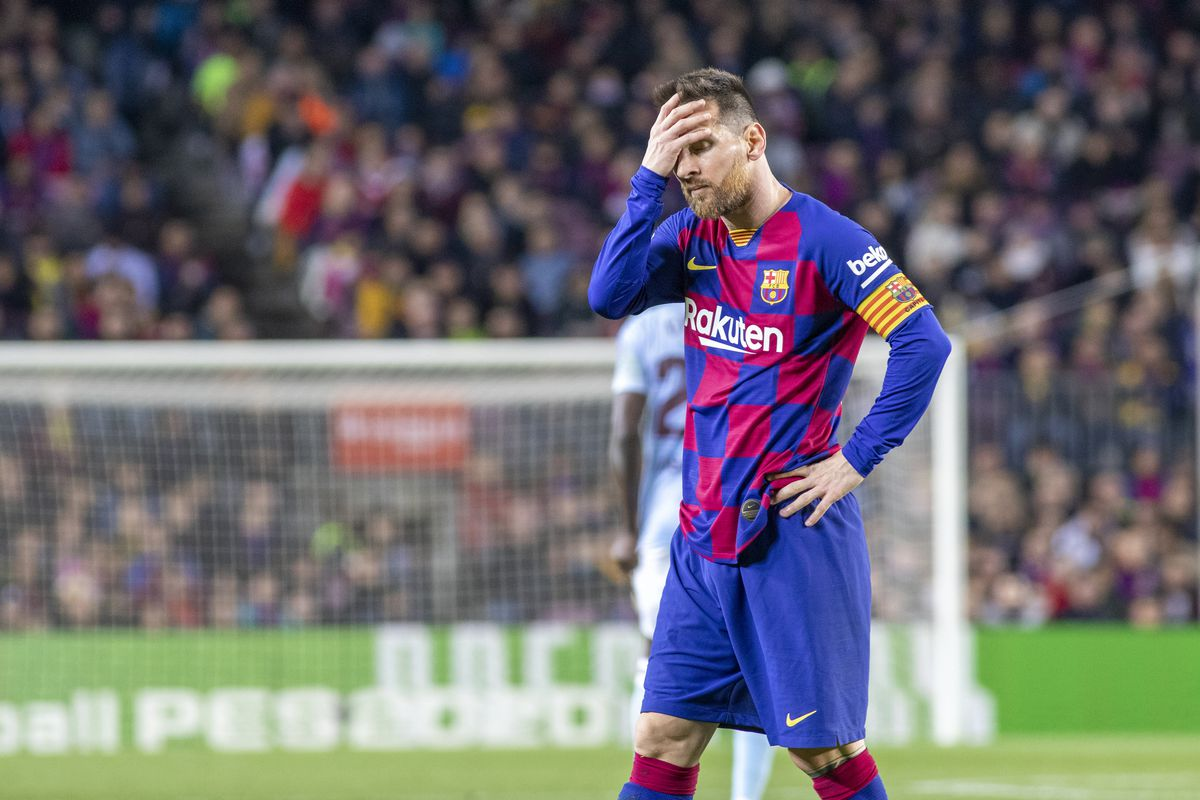 The next eight games could make or break Barcelona's season
