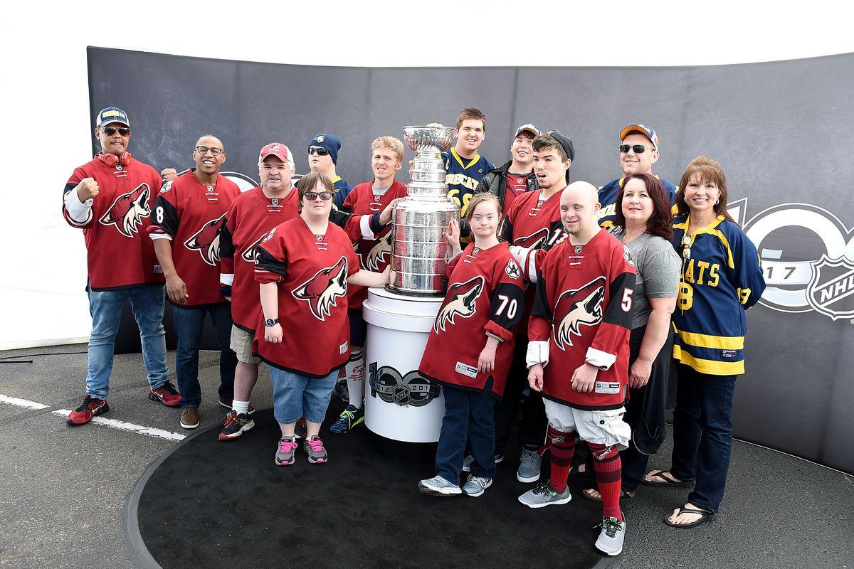 NHL Centennial Truck Tour
