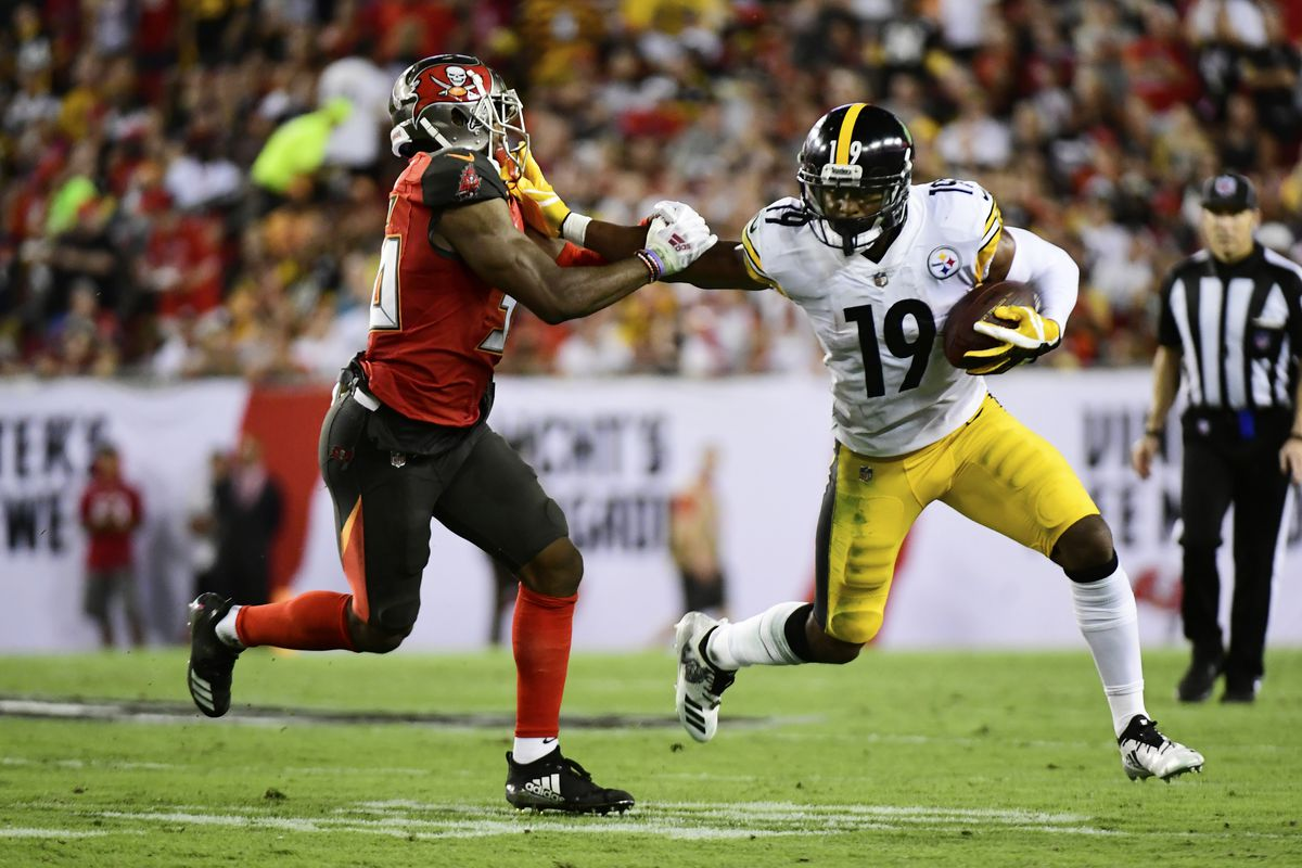4f6442fe885 Analyzing the Pittsburgh Steelers  Week 3 win over the Bucs