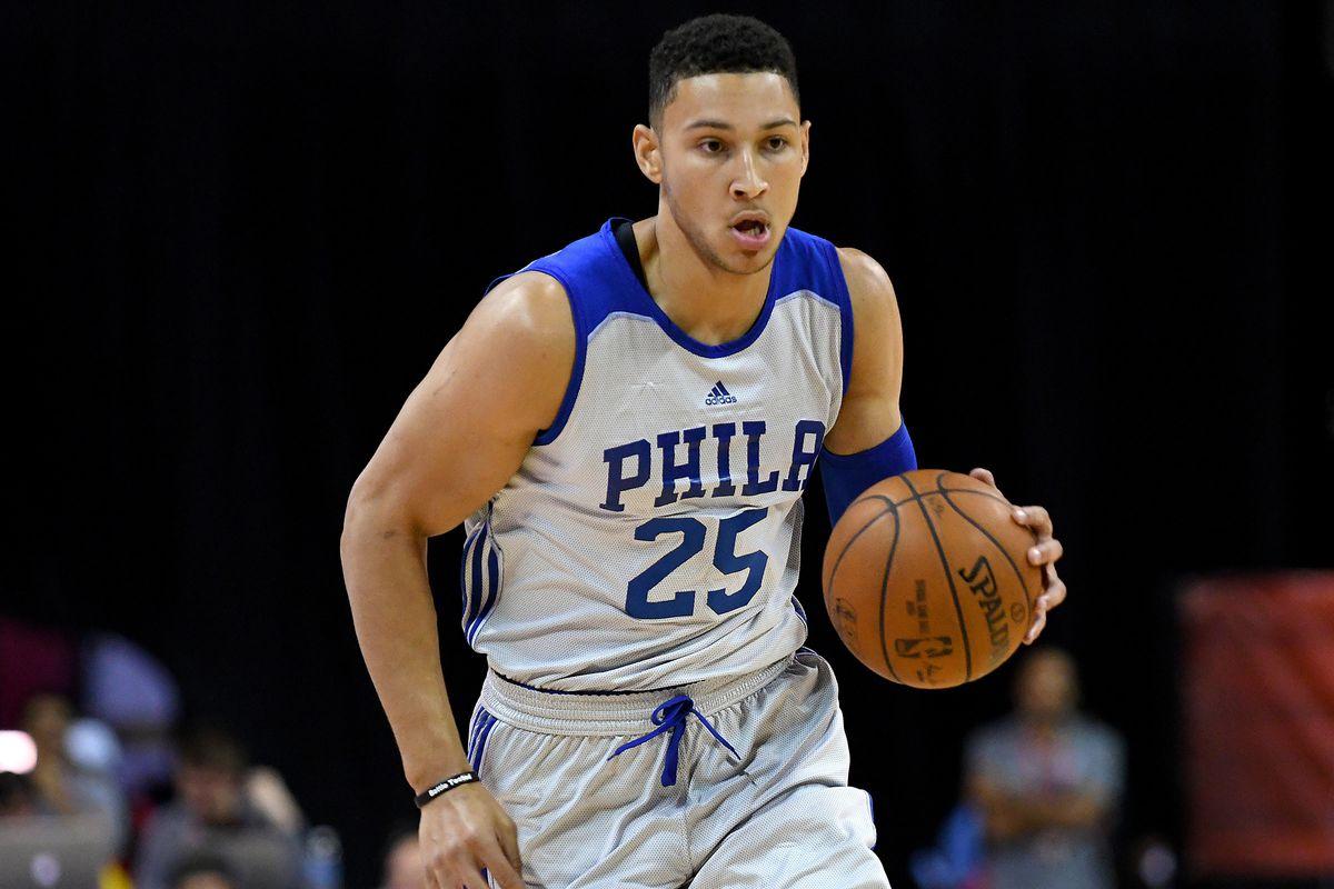 NBA: Summer League-Philadelphia 76ers vs Chicago Bulls