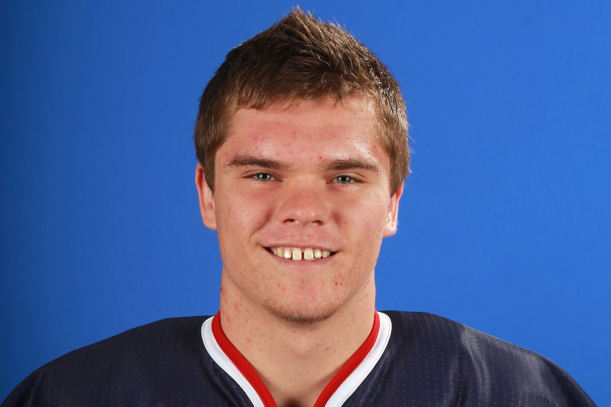 Harvard freshman Sean Malone registered his second assist in as many games.
