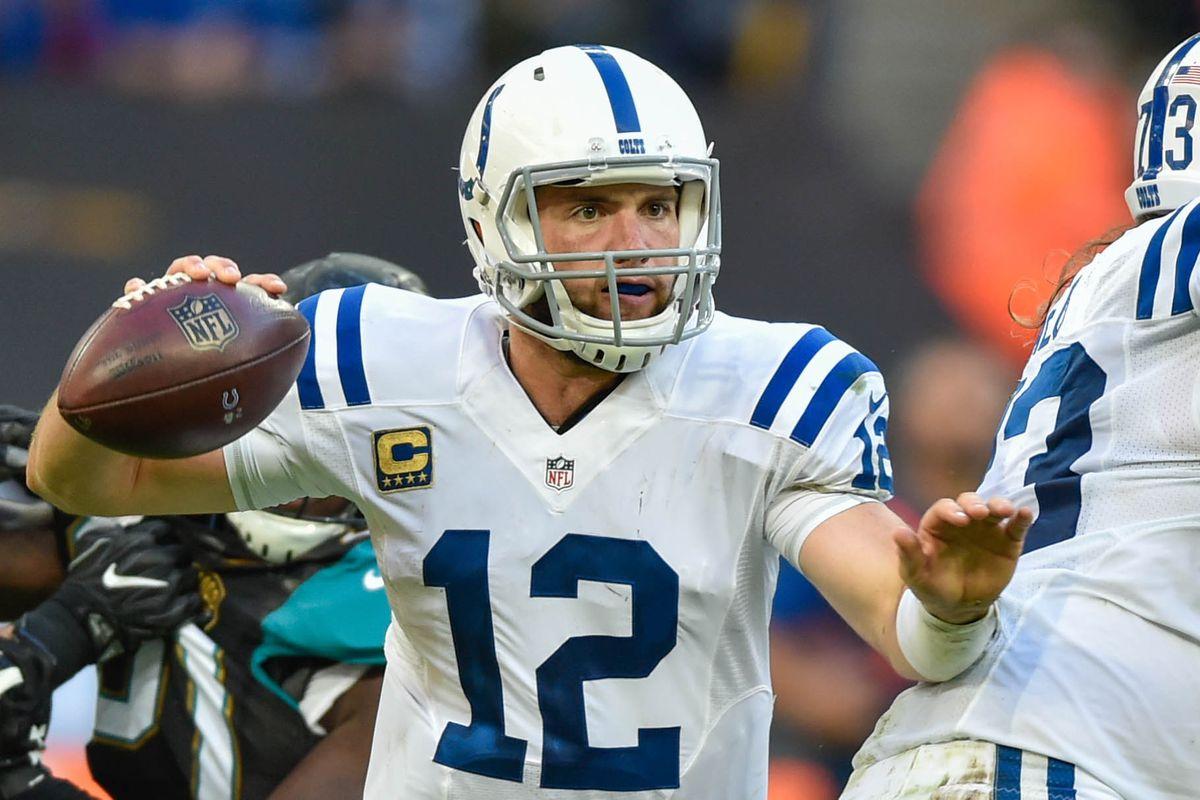 NFL: International Series-Indianapolis Colts at Jacksonville Jaguars