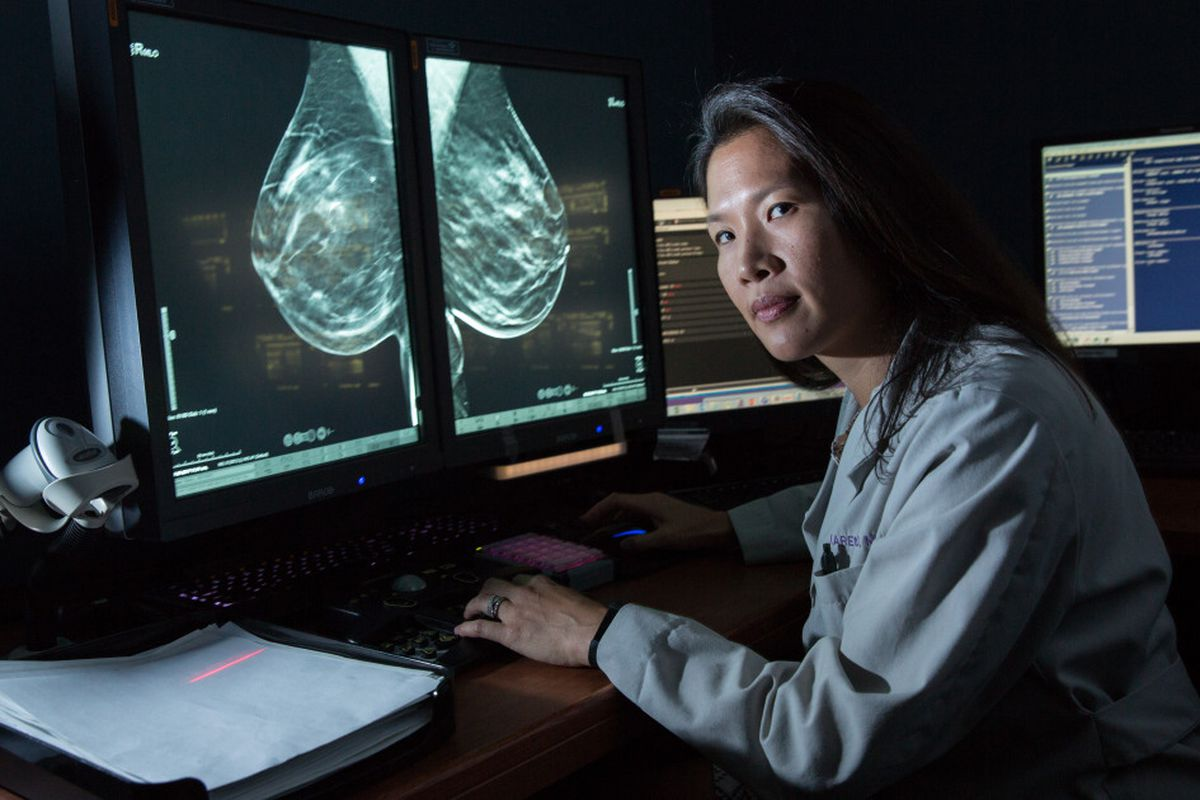 Advances in technology enabling earlier breast cancer