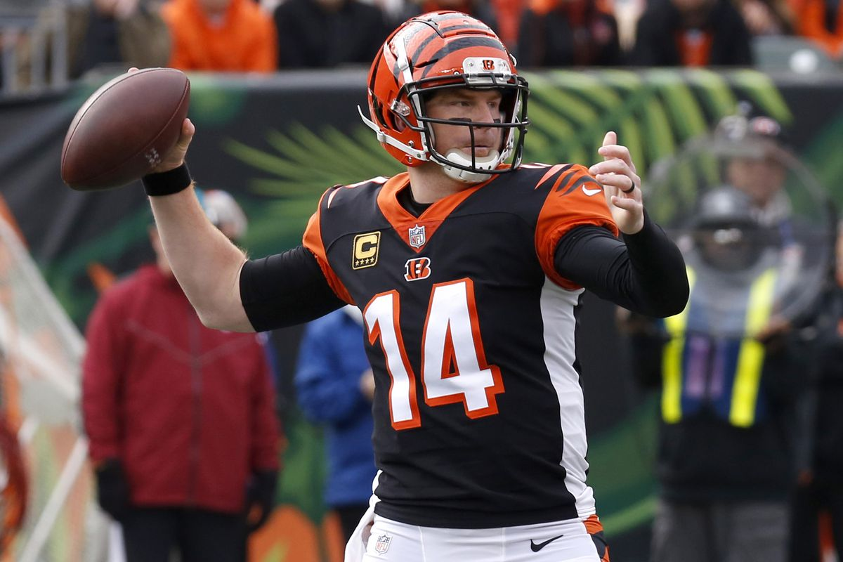 4a9261a9 ESPN thinks the Bengals could part ways with Andy Dalton next ...