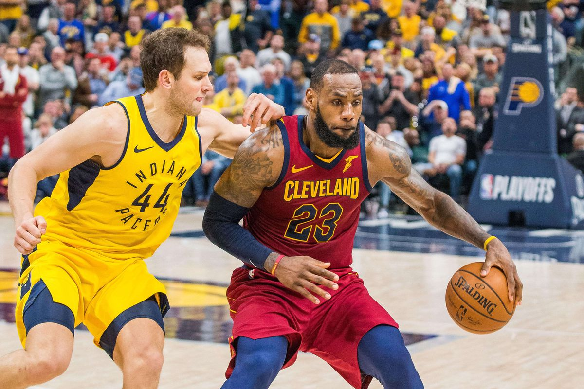 1812db919d4 Pacers vs. Cavaliers odds 2018  Game 5 betting line has Cleveland as the  home favorite