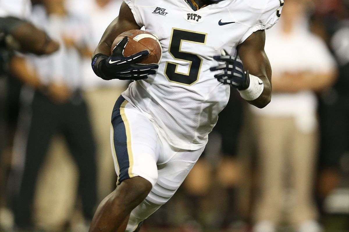 Can Cam Saddler and Pitt come out on top this weekend? (Photo by Andy Lyons/Getty Images)