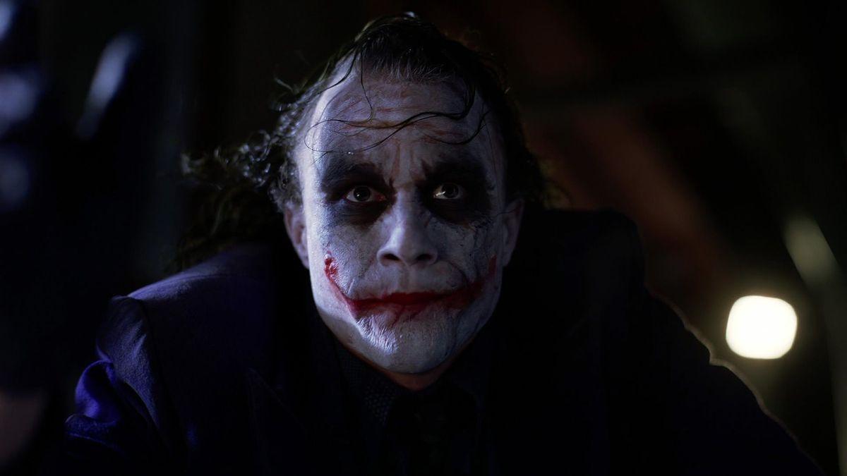 the joker the dark knight ending