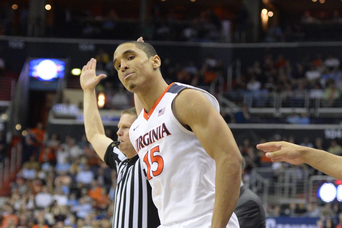 reputable site 0a347 e7c5c Virginia basketball: Malcolm Brogdon formally honored by ...