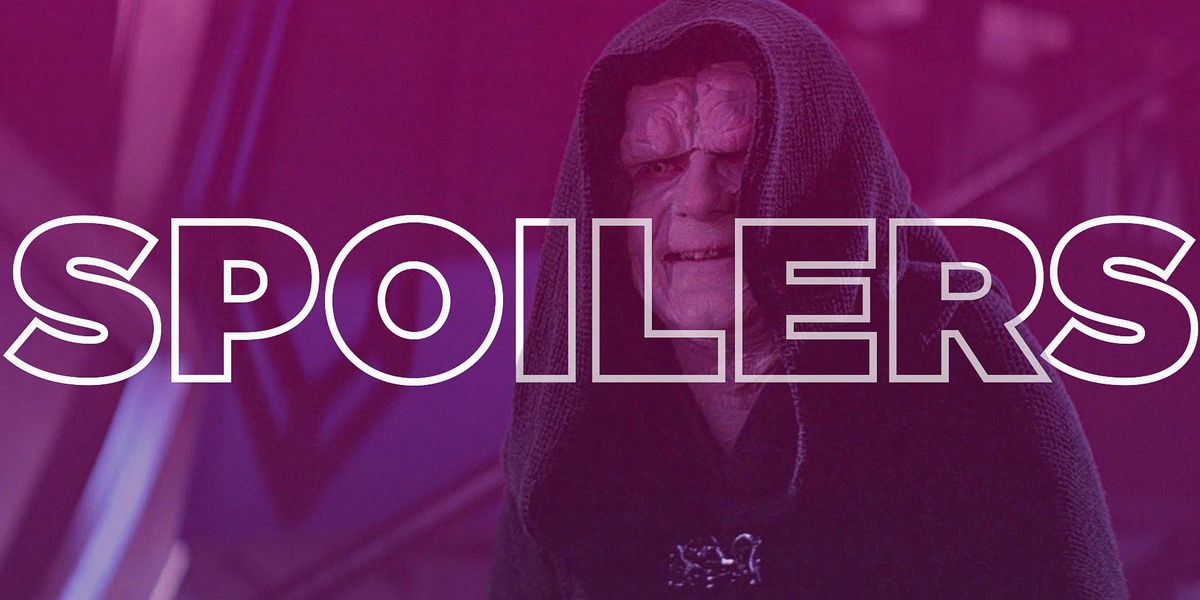 Emperor Palpatine S Return In Star Wars Rise Of Skywalker Explained Polygon