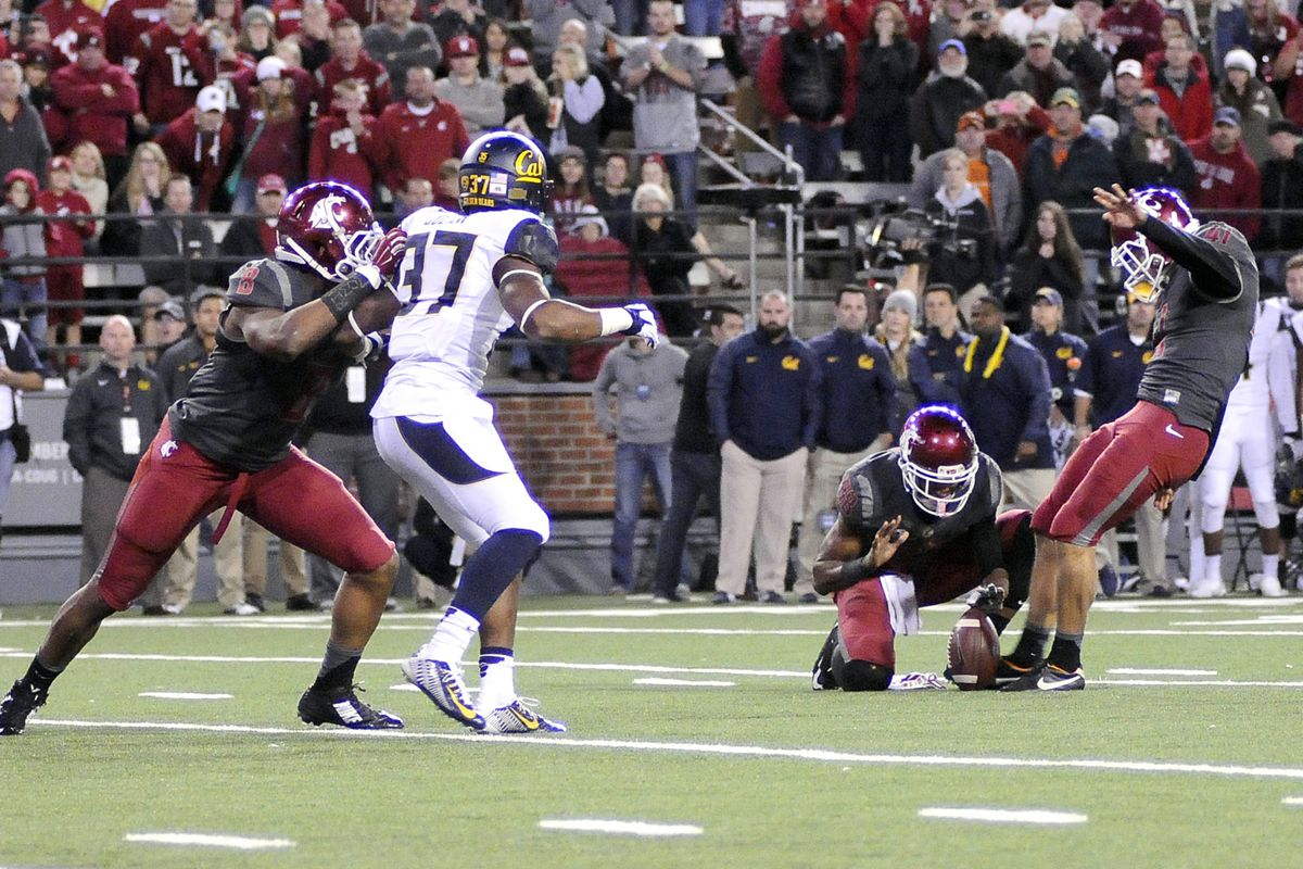 Washington State needs to improve special teams play.
