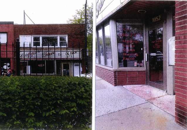 The feds allege Ald. Danny Solis and a political operative visited this massage parlor where Solis received sex acts in exchange for providing favors as an alderman. | Federal search warrant photo
