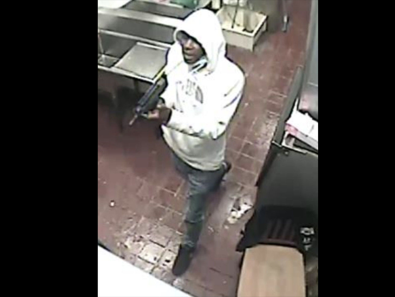 Police seeking man wanted in connection with armed robbery in Bronzeville