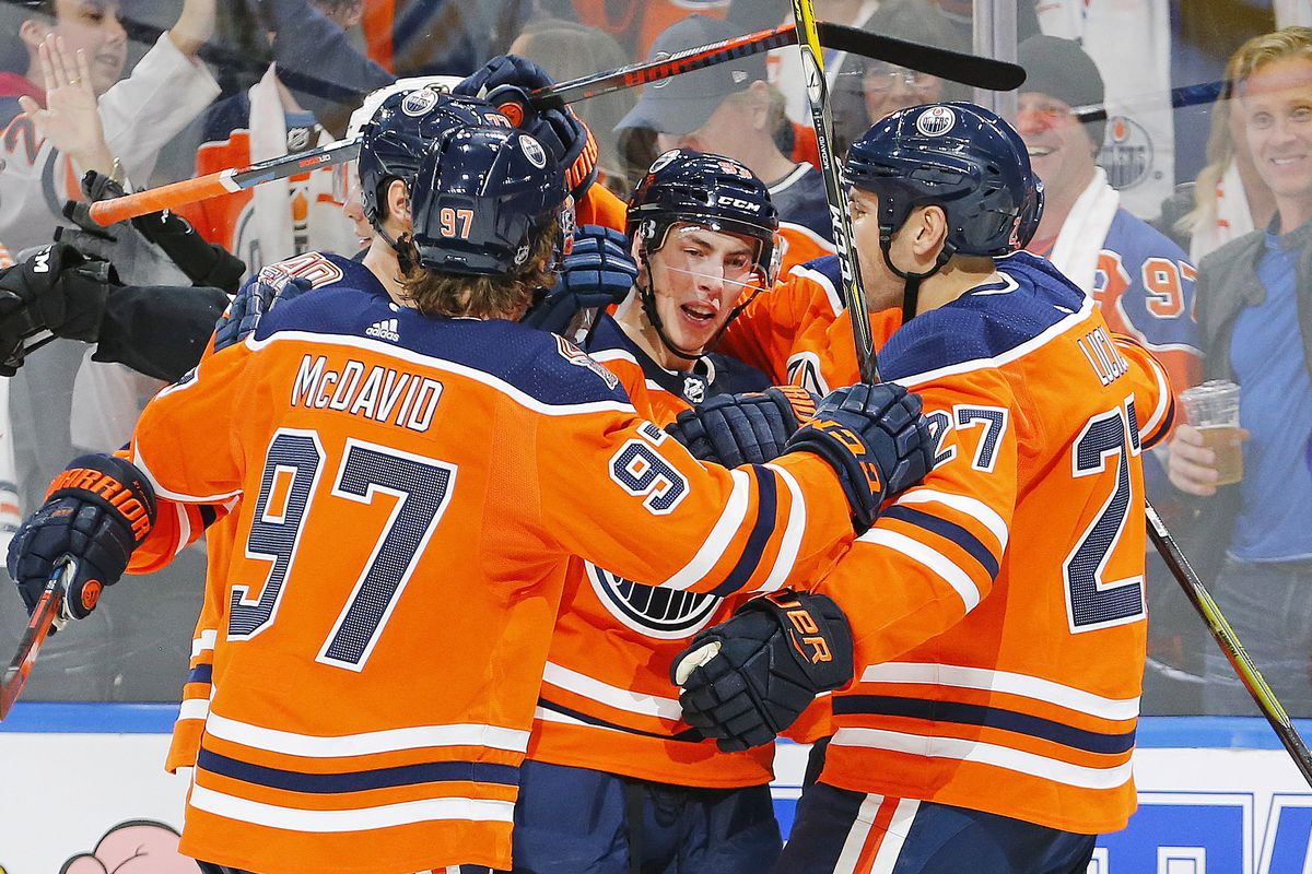 NHL: Boston Bruins at Edmonton Oilers