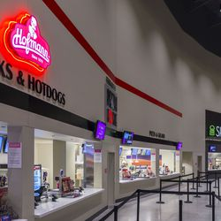 Eateries at T-Mobile Arena