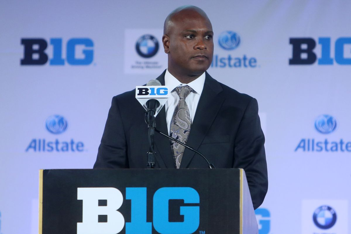 Purdue is Darrell Hazell's show now