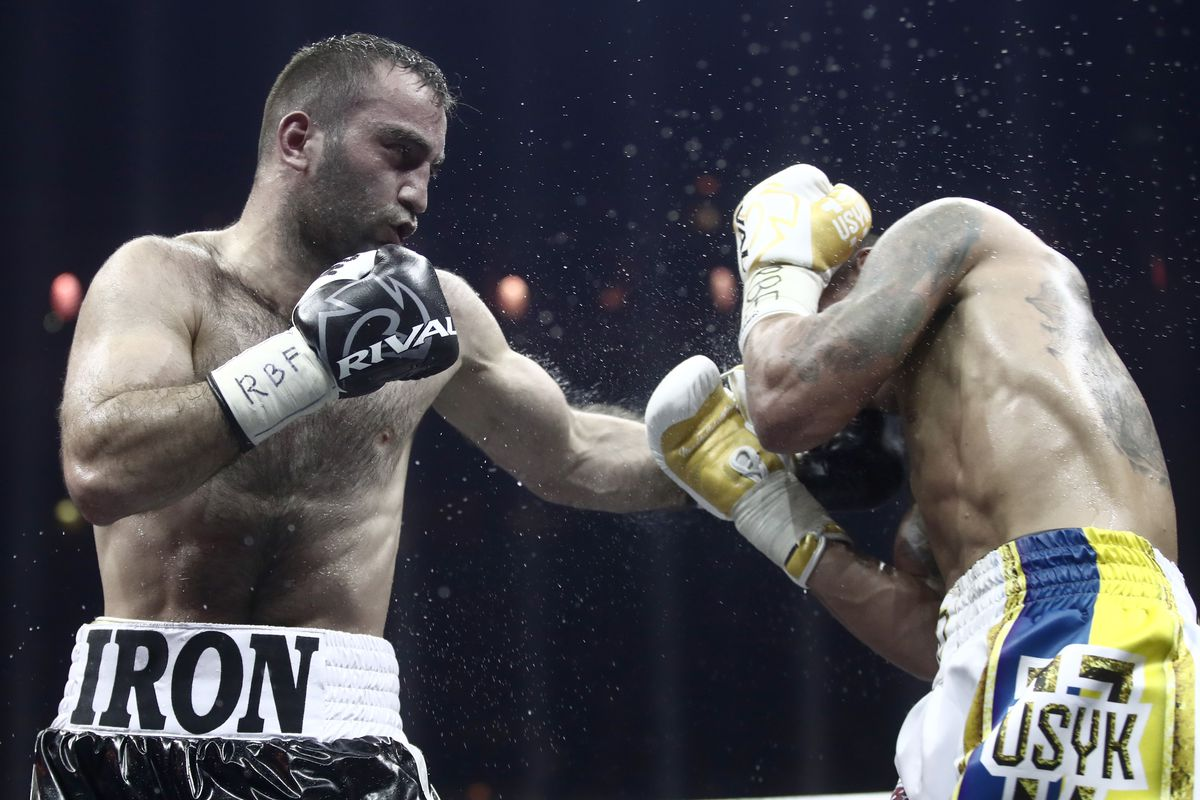 World Boxing Super Series Final in Moscow