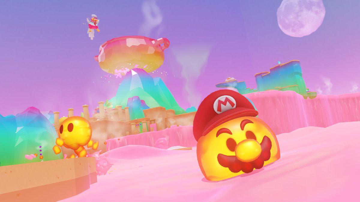 Super Mario Odyssey review - Polygon