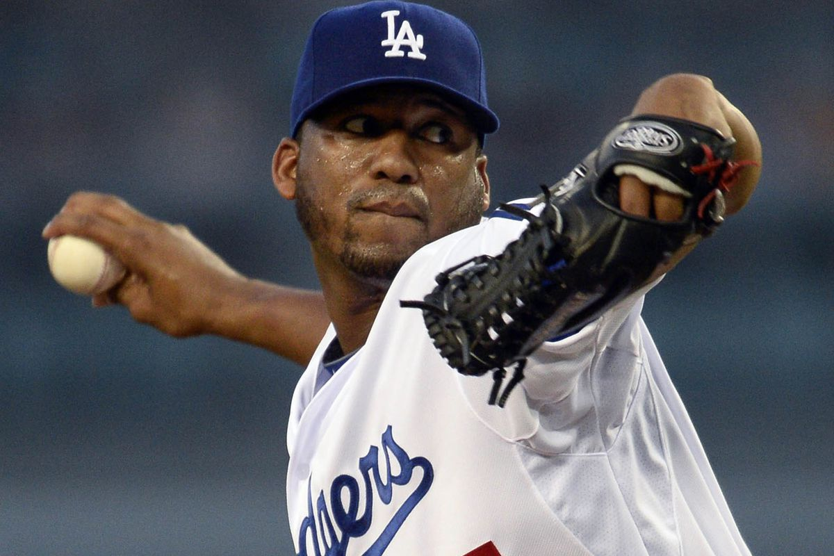 This man equals two Dodgers prospects.