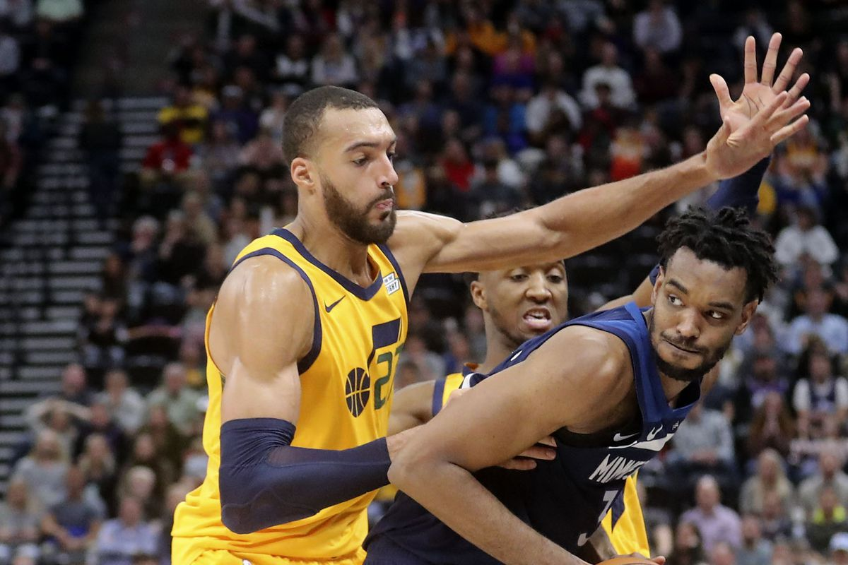 Utah Jazz Get A Second Chance At T Wolves In Minnesota Wednesday