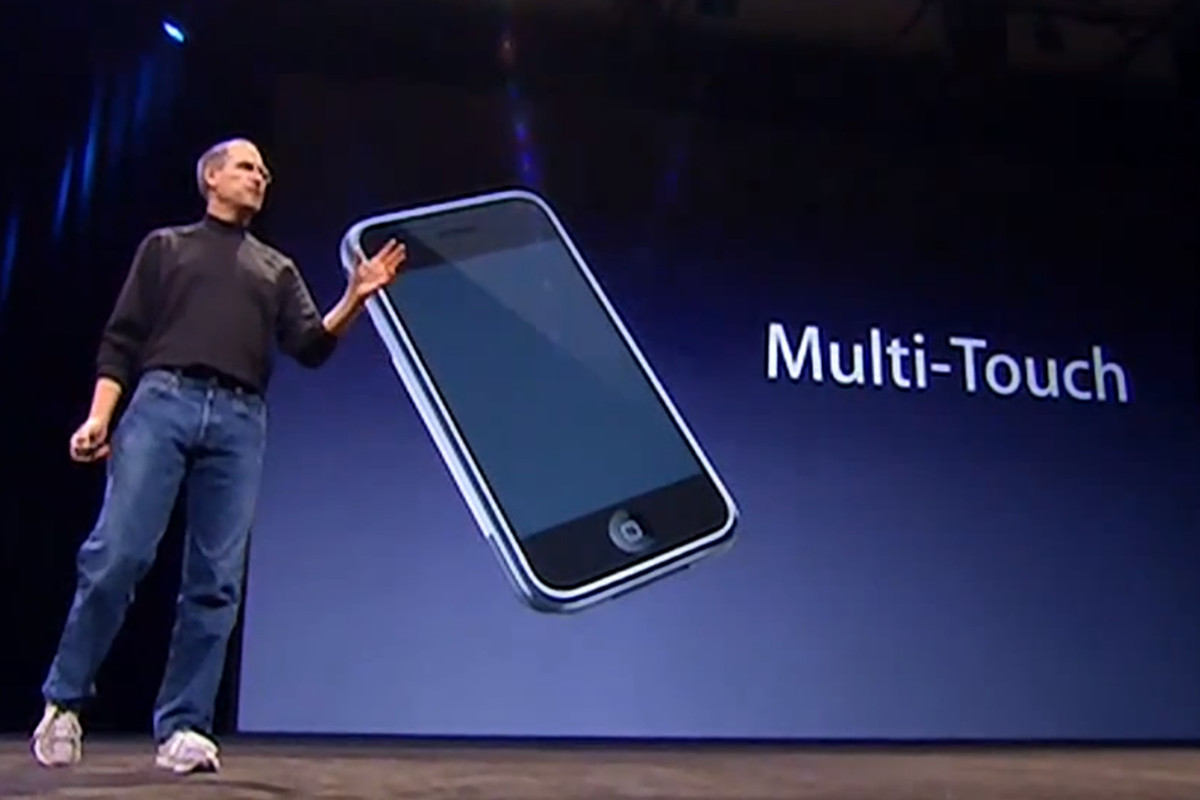 jobs multitouch
