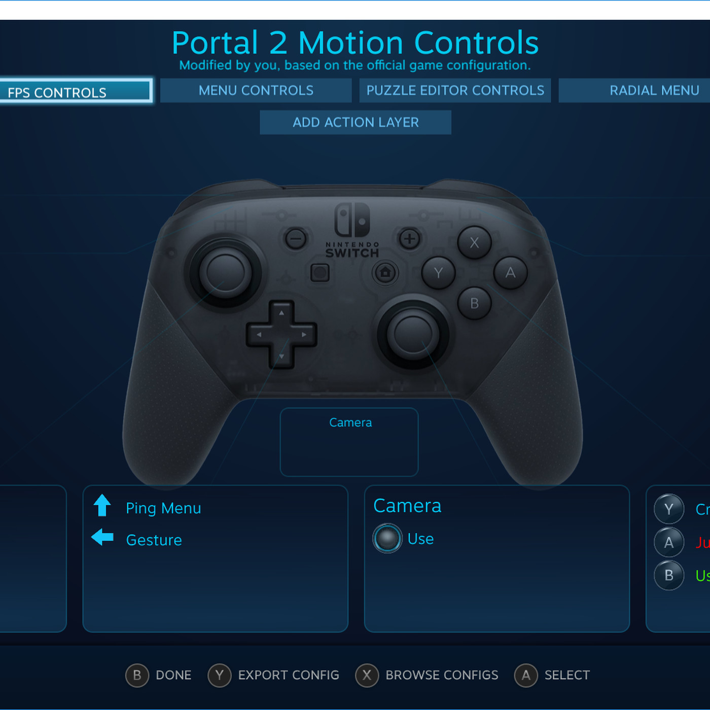 Nintendo Switch Pro Controller Is Supported On Steam Polygon