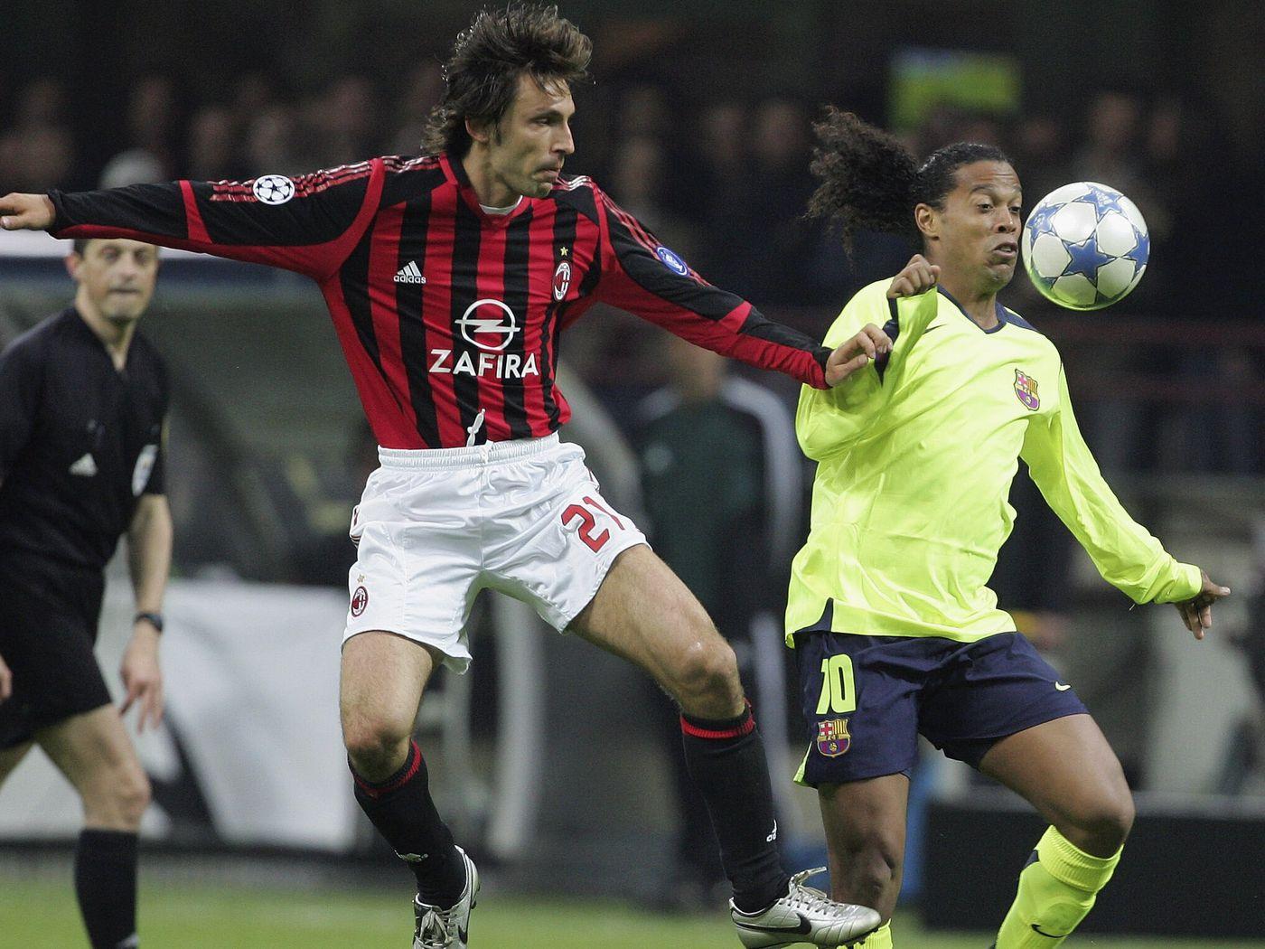 Barcelona Champions League Memories 2006 Cl Semis Vs Ac Milan Barca Blaugranes
