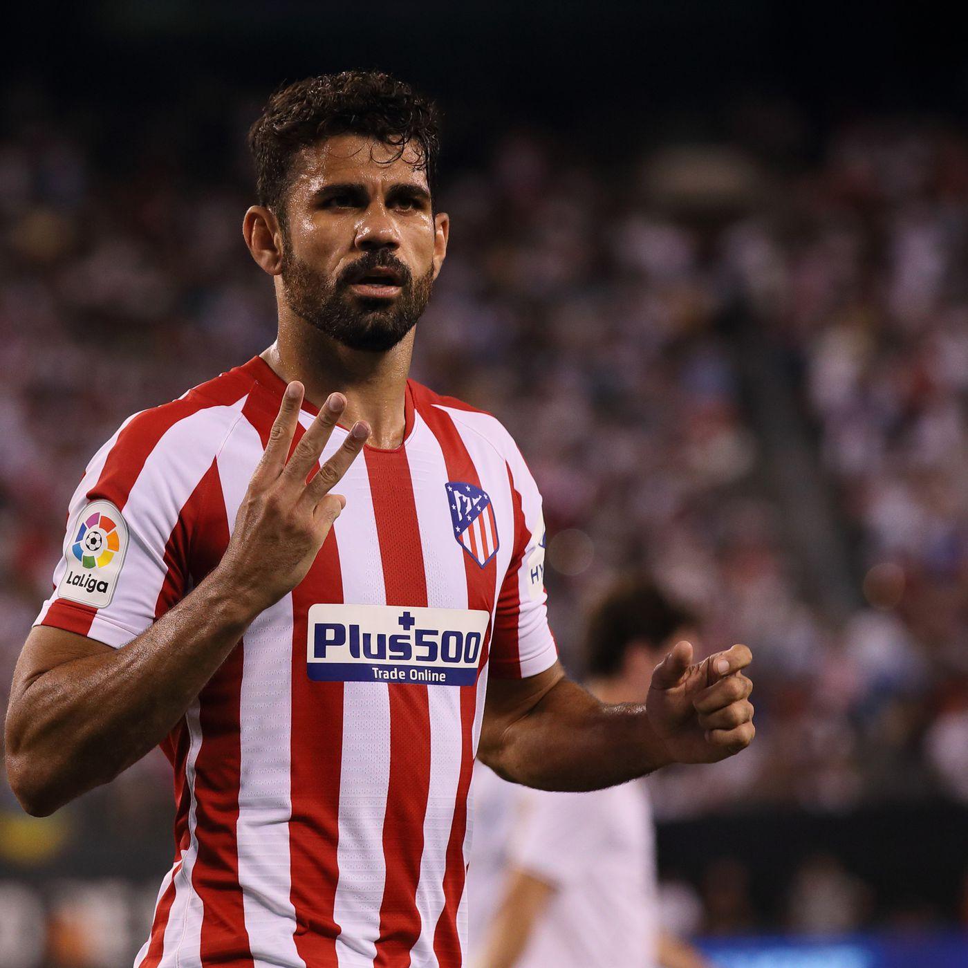 Real Madrid 3 7 Atlético Madrid New Life At Metlife Into The Calderon