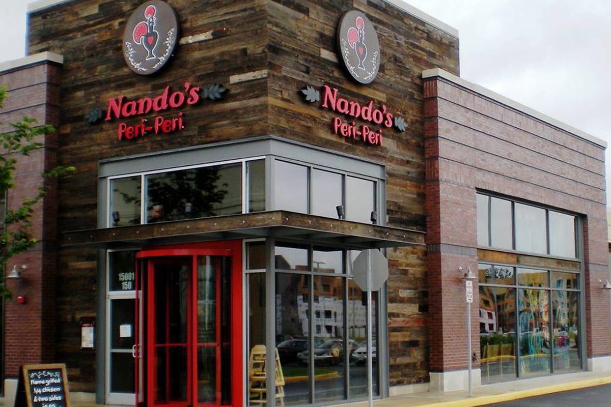 Nando's in Woodbridge, VA