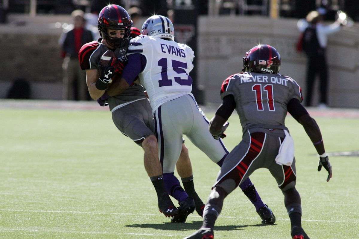 Meet Randall Evans, the secret 12th starter on defense and the key to the defensive backfield in 2014.