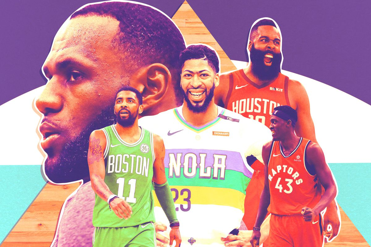 efb23b630518 The Five Most Interesting Players of the 2018-19 NBA Season - The Ringer
