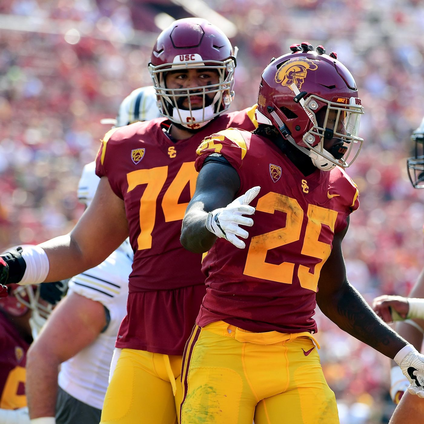 USC Football: Keys to a Trojan Victory over #14 Stanford Cardinal ...