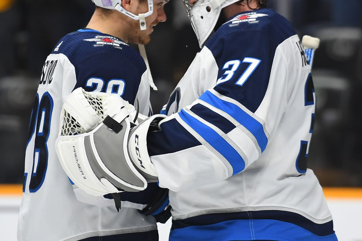 Game Recap: Winnipeg Jets Don't Do Much, Still Win in Nashville