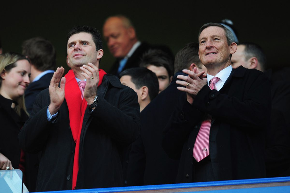 For a while there's been an undercurrent wondering why Ellis Short has invested so much of his personal fortune. Could the new TV deal have been a significant contributor?