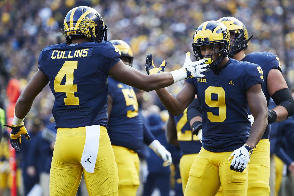 michigan football podcast penn state preview out of the blue