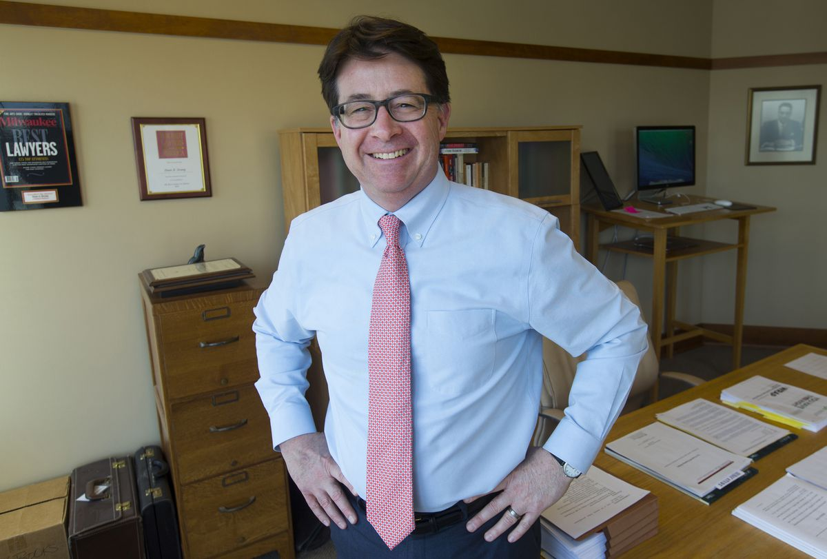 Dean Strang, one of the attorneys who defends Steven Avery in Making a Murderer.
