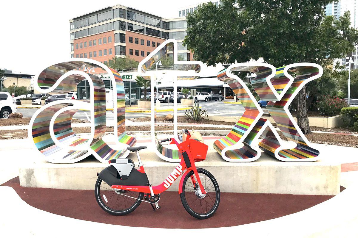 Getting around Austin with bike advocate Katie Deolloz - Curbed