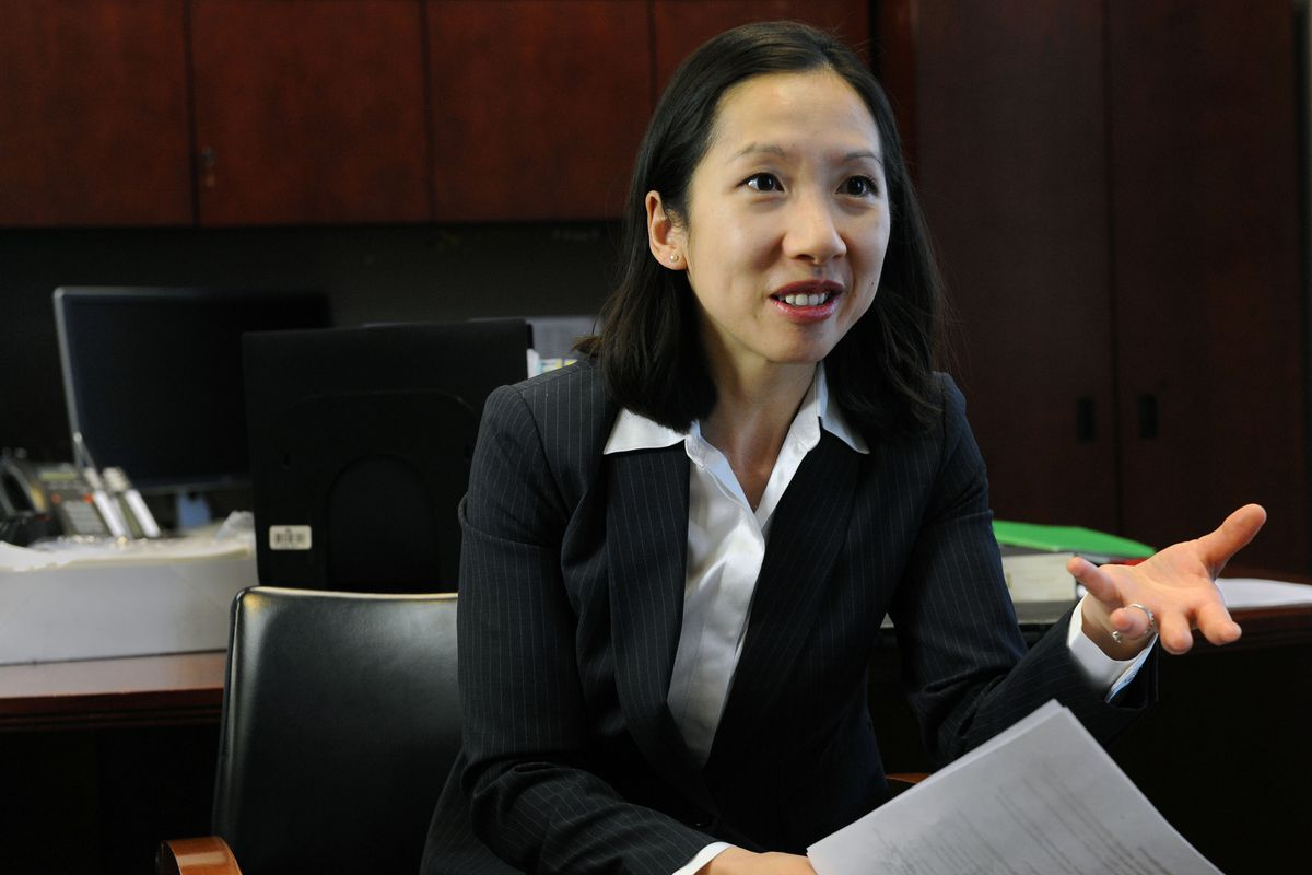 Dr. Leana Wen, who will become the president of Planned Parenthood Federation of America in November.