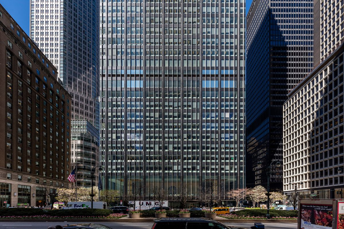 Chase Will Redesign Enlarge Public Space At New Midtown