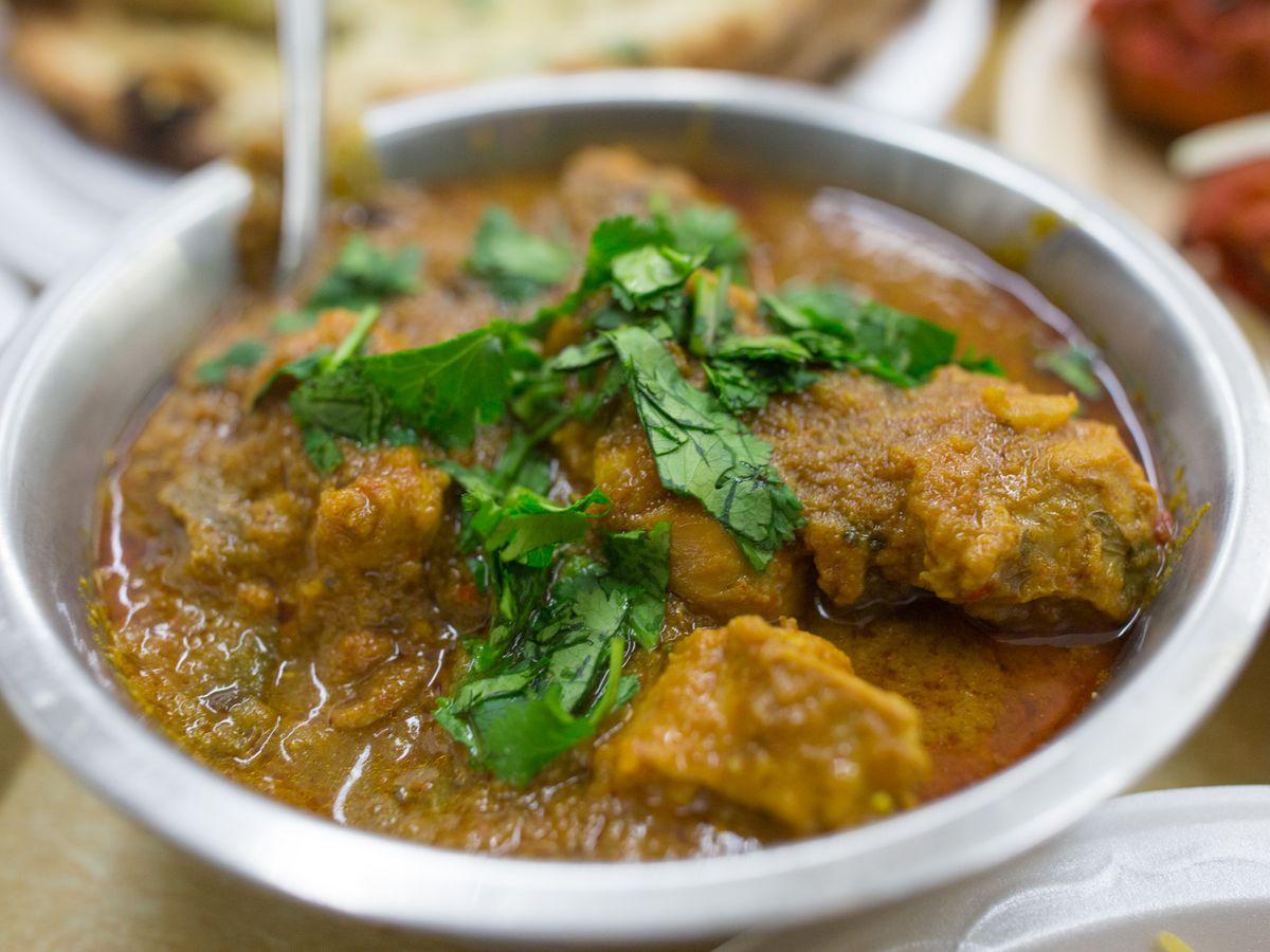 Chicken karahi at Zam Zam Market